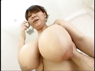 Japanese big boobs - Hana Uehara