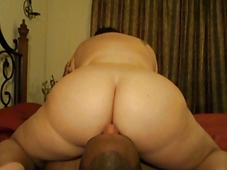 BBW PAWG - Riding My Face